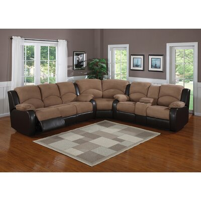 Carrie Symmetrical Sectional by AC Pacific