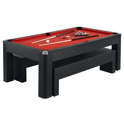 Park Avenue Pool Table Combo Set by Hathaway Games