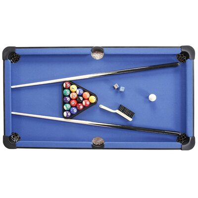 Hathaway Games Sharp Shooter 3' Table Top Pool Table