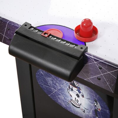Hathaway Games Hat Trick 4' Air Hockey Table