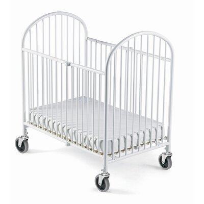 Pinnacle Folding Convertible Crib by Foundations