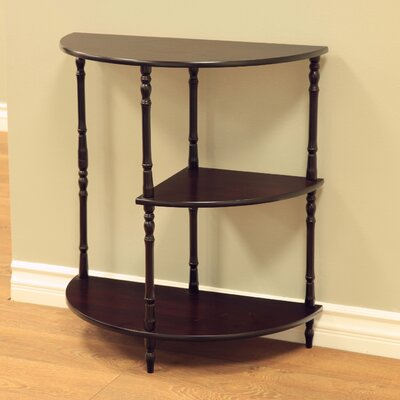 Mega Home Multi Tiered End Table