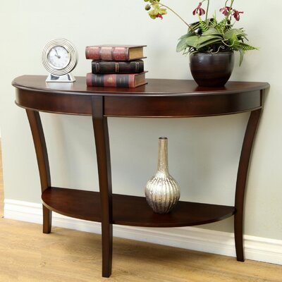 Hadfield Console Table by Three Posts