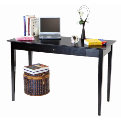 Mega Home Wood Writing Desk /Utility Table
