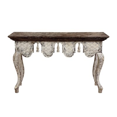 Creative Co-Op Console Table