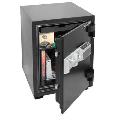 Honeywell 1 Hr Fireproof Electronic Lock Security Safe (2.13 Cubic Feet)