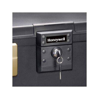 Honeywell Waterproof Fire Chest with Key Lock 1.1 CuFt