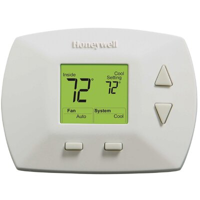 Programmable Digital Thermostat with Backlight Product Photo