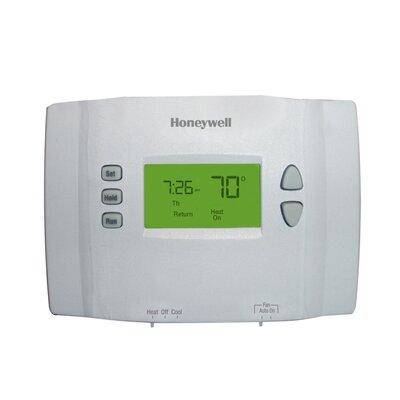 5/2 Day Programmable Digital Thermostat Product Photo