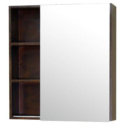 "Langdon 29.5"" x 31.5"" Surface Mounted Medicine Cabinet Product Photo"