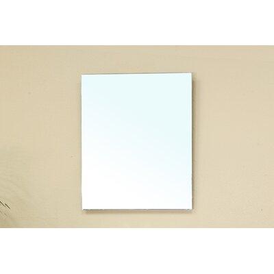 """Bellaterra Home 29"""" x 23.5"""" Mirror"""