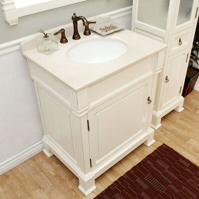 "Bellaterra Home Tremont 30"" Single Bathroom Vanity Set"