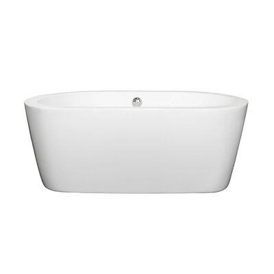"Mermaid 60"" x 30"" Soaking Bathtub Product Photo"