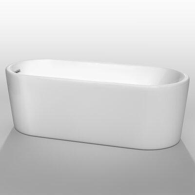 "Ursula 67"" x 27.5"" Soaking Bathtub Product Photo"