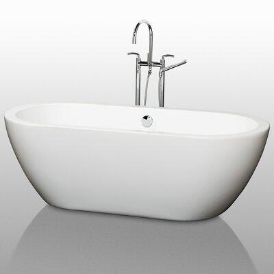 "Soho 68"" x 31"" Soaking Bathtub Product Photo"