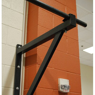 Pendlay Elite Wall Mounted Pull-Up System (2 Brackets, 1 Crossbar)