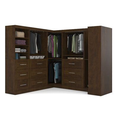 "Pur 93"" Deep Optimum Multi Storage Cubby Kit Product Photo"