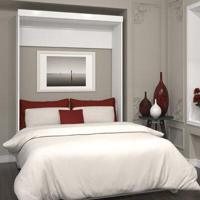 Bestar Pur 18.25 Full Murphy Bed & Reviews | Wayfair