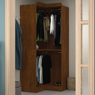 "Versatile 35.8"" Deep Corner Storage Unit Product Photo"