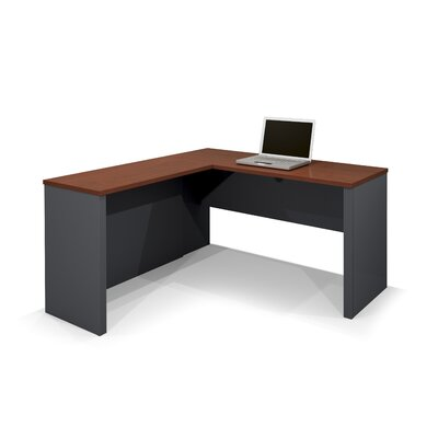 Bestar Prestige L-Shape Executive Desk Office Suite