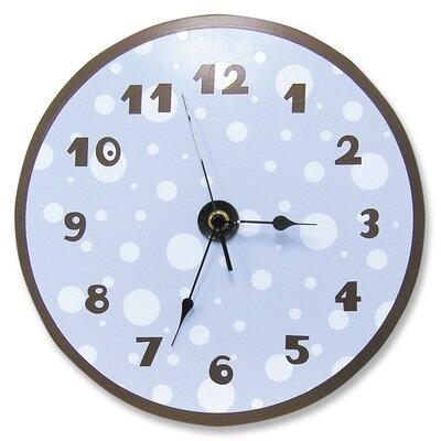"""Trend Lab 11"""" Polka Dots Wall Clock"""