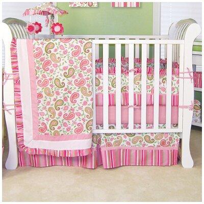 Trend Lab Paisley Park 4 Piece Crib Bedding Set