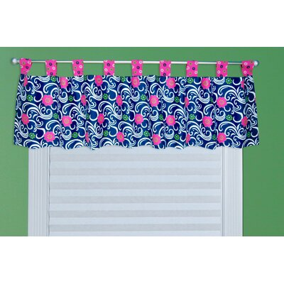 """Trend Lab Lucy 56"""" Curtain Valance"""