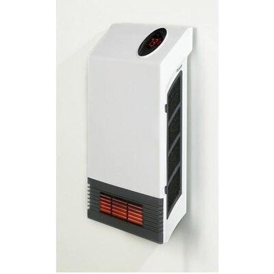 Heat Storm 3,100 BTU Wall Mounted Electric Infrared Baseboard Heater