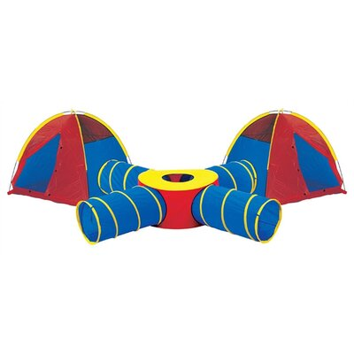 Super Play Jumbo Junction Set by Pacific Play Tents