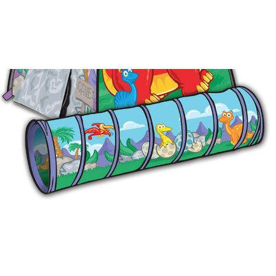 6' Dinosaur Tunnel by Pacific Play Tents
