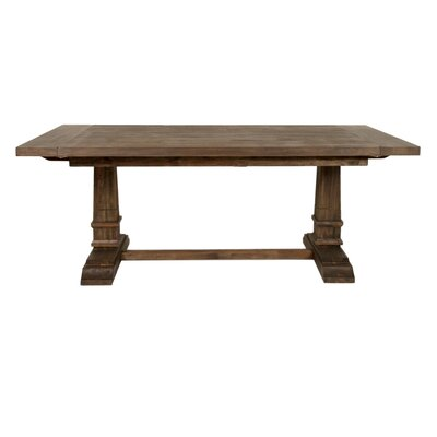 hudson extension dining table by orient express furniture