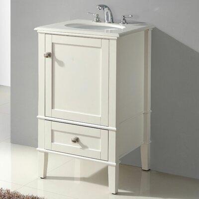 "Chelsea 21"" Single Bathroom Vanity Set Product Photo"