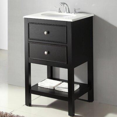 "Wilmington 21"" Single Bathroom Vanity Set Product Photo"