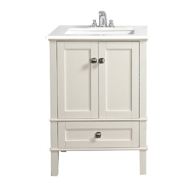 "Chelsea 24"" Single Bathroom Vanity Set Product Photo"