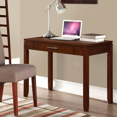 Cosmopolitan Computer Desk with Keyboard Tray by Simpli Home