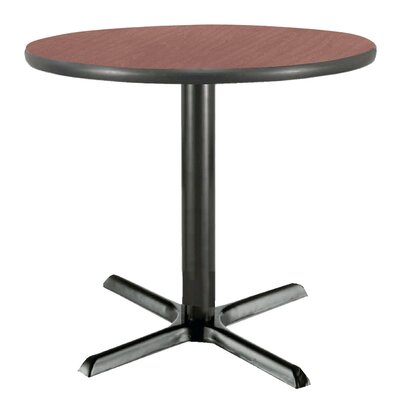 """KFI Seating 30"""" Round Pedestal Table"""
