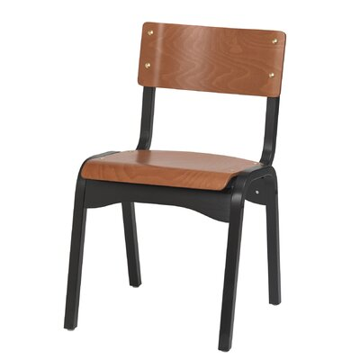 KFI Seating Armless Stacking Chair