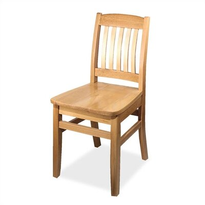 KFI Seating Chair with Wood Seat