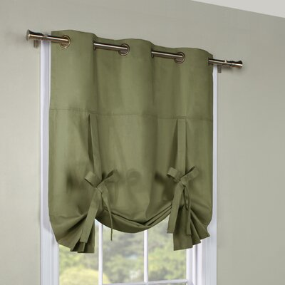 Thermalogic Weathermate Grommet TieUp Single Curtain Panel Reviews Wayfair