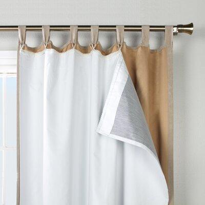 thermalogic thermalogic ultimate single curtain panel
