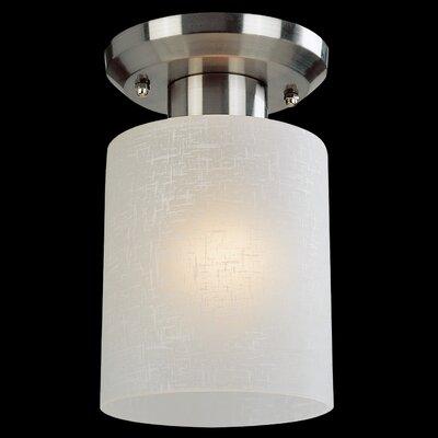 Cobalt 1 Light Flush Mount Product Photo
