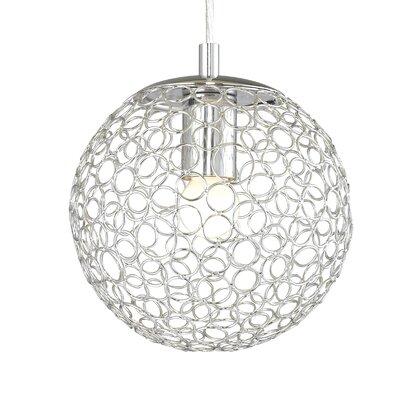 Saatchi 1 Light Globe Pendant Product Photo
