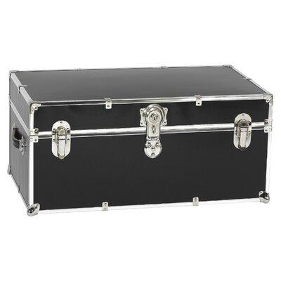 Stanley Case Works Small Steel Trunk