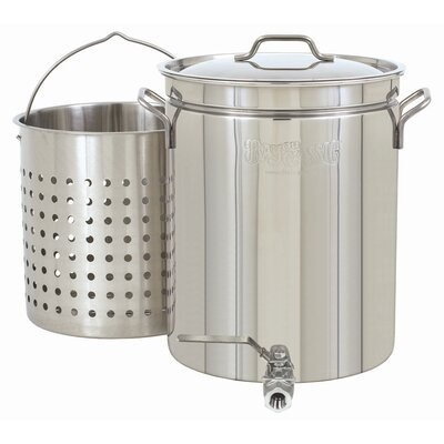 Bayou Classic 40-qt. Multi-Pot with Faucet