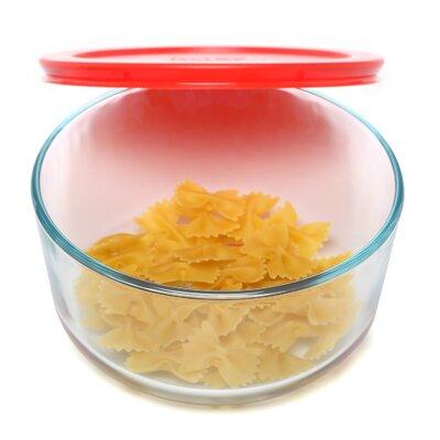 Pyrex Storage Plus 4 Cup Round Storage Dish with Lid