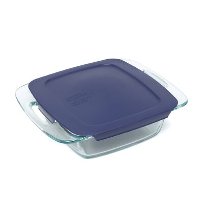 Pyrex Easy Grab Square Baking Dish with Cover