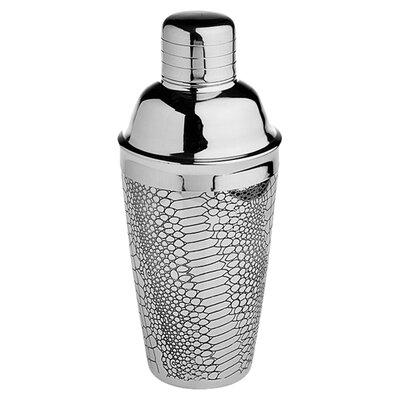 Croco Design Cocktail Shaker by Godinger Silver Art Co