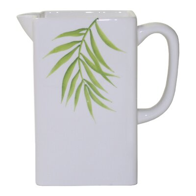 Bamboo Leaf Pitcher by Corelle