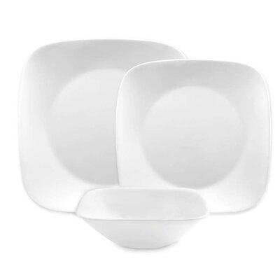 16 Piece Dinnerware Set by Corelle