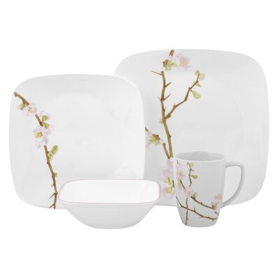 Cherry Blossom Dinnerware Collection by Corelle
